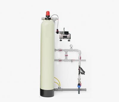 Аэрация воды (окисление железа)