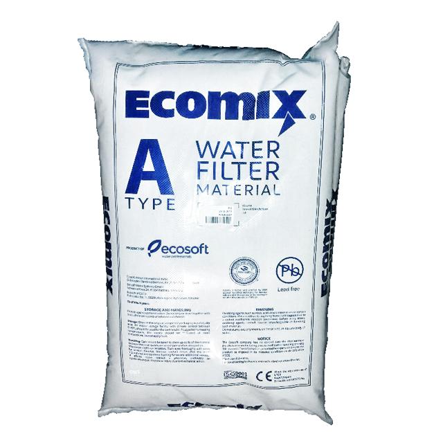Фильтрующий материал Экомикс А (25л)