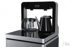Кулер с чайным столиком Тиабар Ecotronic TB6-LE silver_5