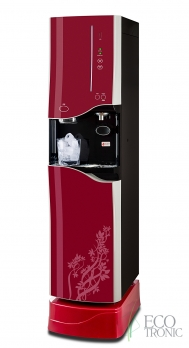 Пурифайер напольный Ecotronic V80-R4LZ red