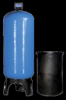 Фильтр умягчитель (Н) WWSA-3072 DMH
