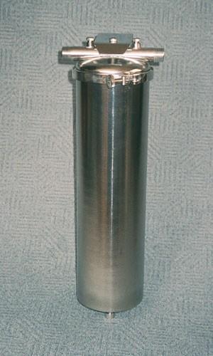 Стальной магистральный фильтр АС-140/20''x3/4''