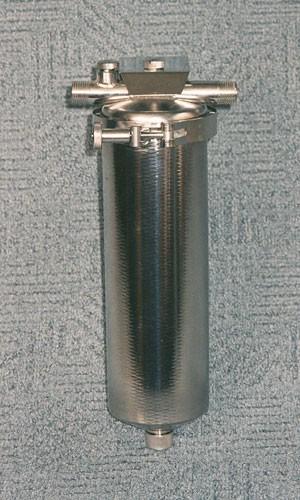 Стальной магистральный фильтр АС-90/10''x3/4'' (SlimLine)