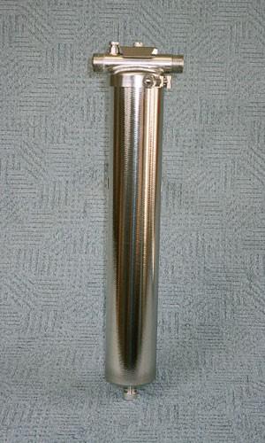 Стальной магистральный фильтр АС-90/30''x3/4'' (SlimLine)