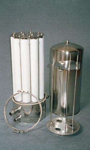 Фильтр мультипатронный АС-265/30''x2'' (15 куб\час)