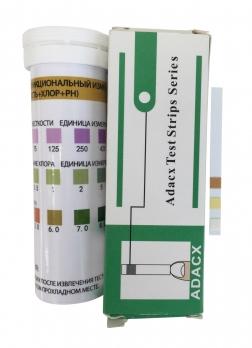 Многофункциональный измеритель (жесткость + хлор + PH)