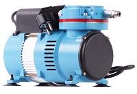 Компрессор аэрации Waterstry WS 20-23-4 в комплекте с регулятором давления и манометром
