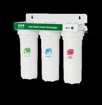 Фильтр для кухни Raifil  PU 808W3-WF14-PR-EZ