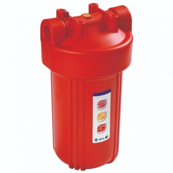 Магистральный фильтр для горячей воды Raifil PS 907-BK1-PR