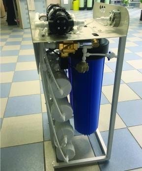 Система обратного осмоса Raifil RO 150 (150 л\час)