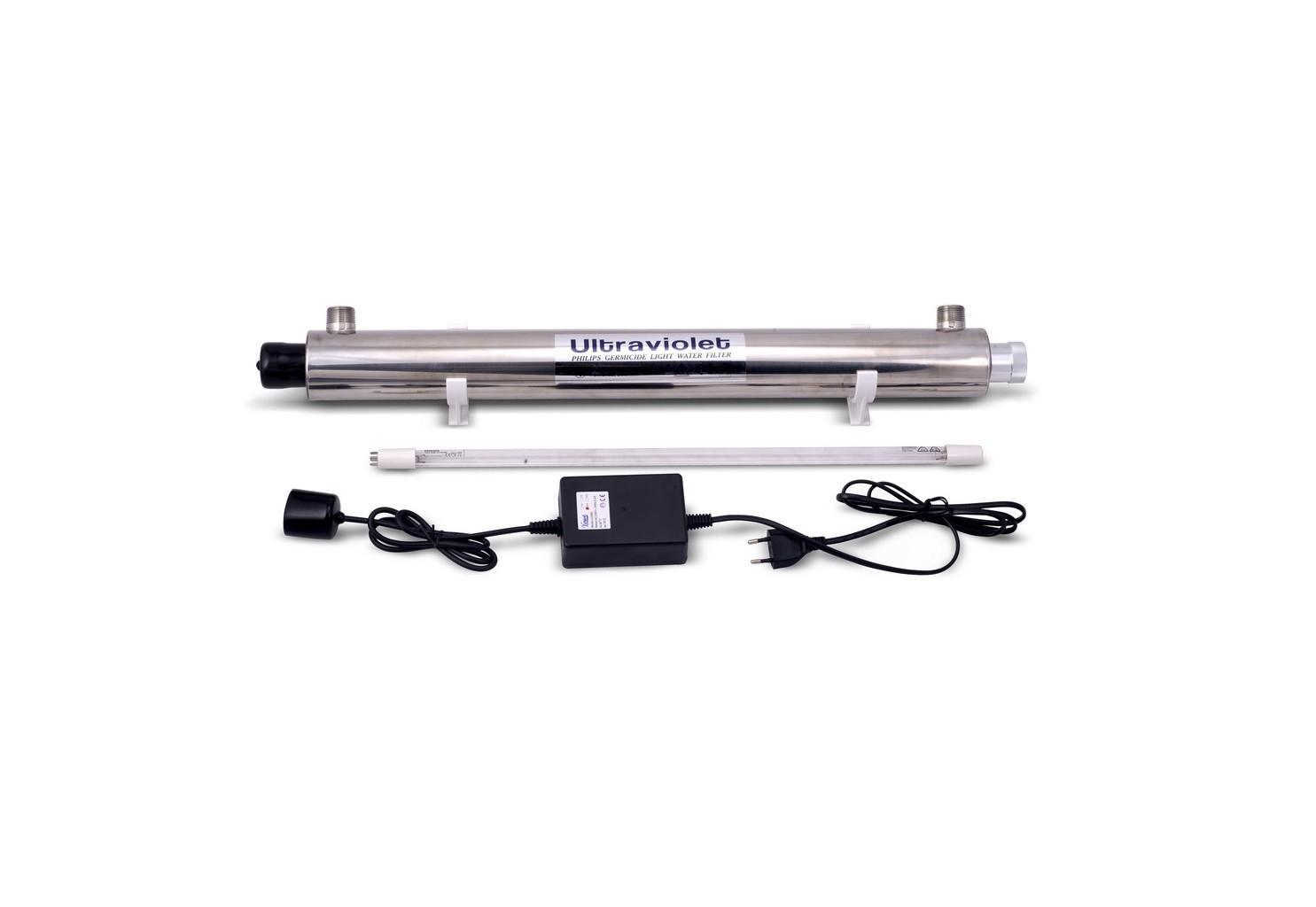 "Ультрафиолетовая лампа RAIFIL UV-L 30W (UV-30W-R, 8GPM, 1"")"