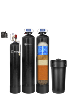 Комплексная система очистки воды WiseWater VKX2000 Clack EcoDisk (2-2.5 куб\час)