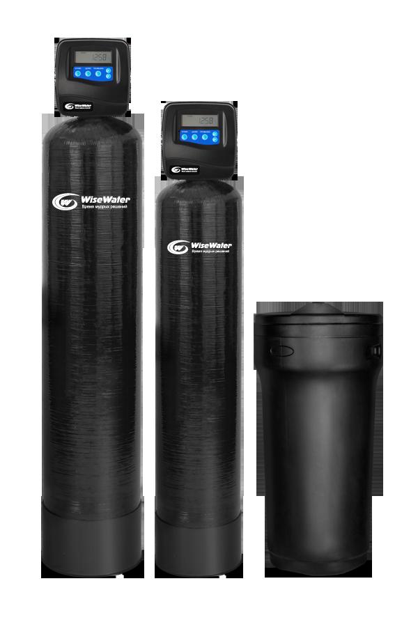 Комплексная система очистки воды Clack RI NK