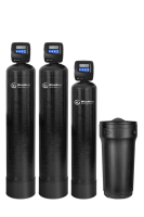 Комплексная система очистки воды WiseWater VKO1500 Clack RI (1.5-2 куб\час)