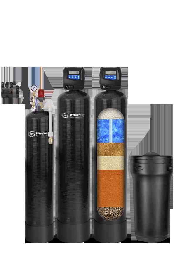 Комплексная система очистки воды Clack RI VKX