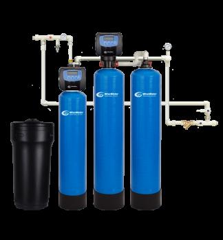 Комплексная система очистки воды WiseWater NK1500 Clack EW OD (1.5-2 куб\час)