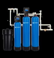 Комплексная система очистки воды WiseWater NK1500 Clack RIOD (1.5-2 куб\час)