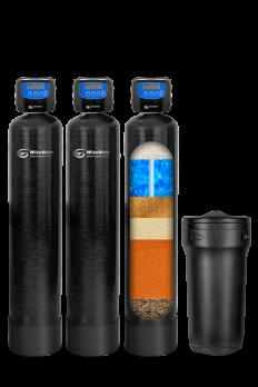 Комплексная система очистки воды WiseWater VKXO1500 Clack EW (1.5-2 куб\час)