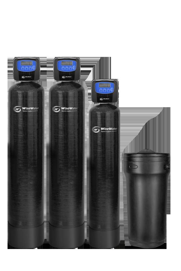 Комплексная система очистки воды Clack EW VKO