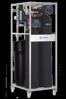 Комплексная станция очистки воды WiseWater R Clack EW (1.5-2 куб\час)