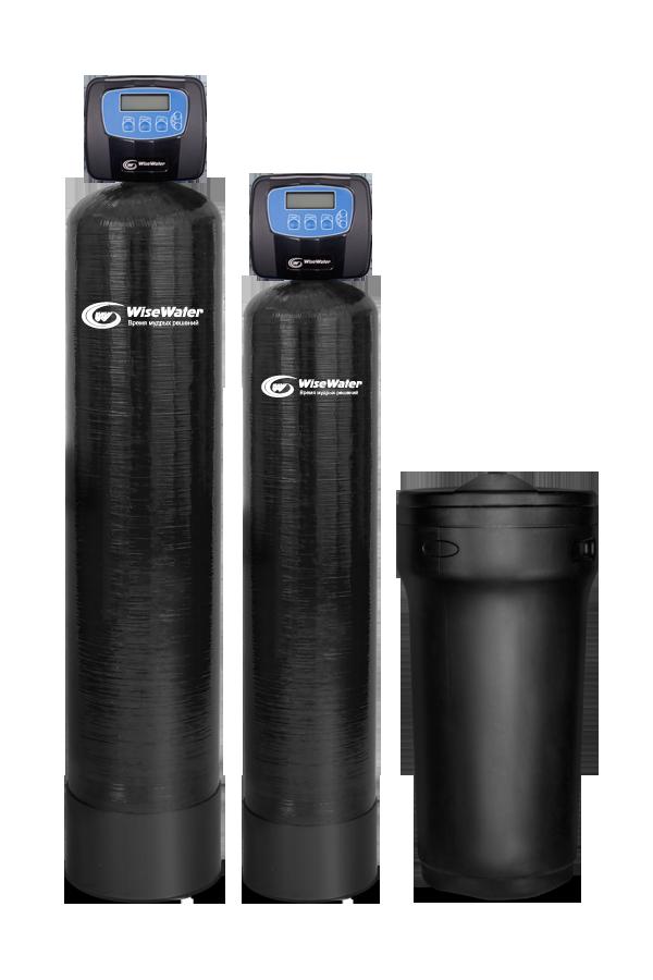 Комплексная система очистки воды  WiseWater NK1500 Clack EW (1.5-2 куб\час)