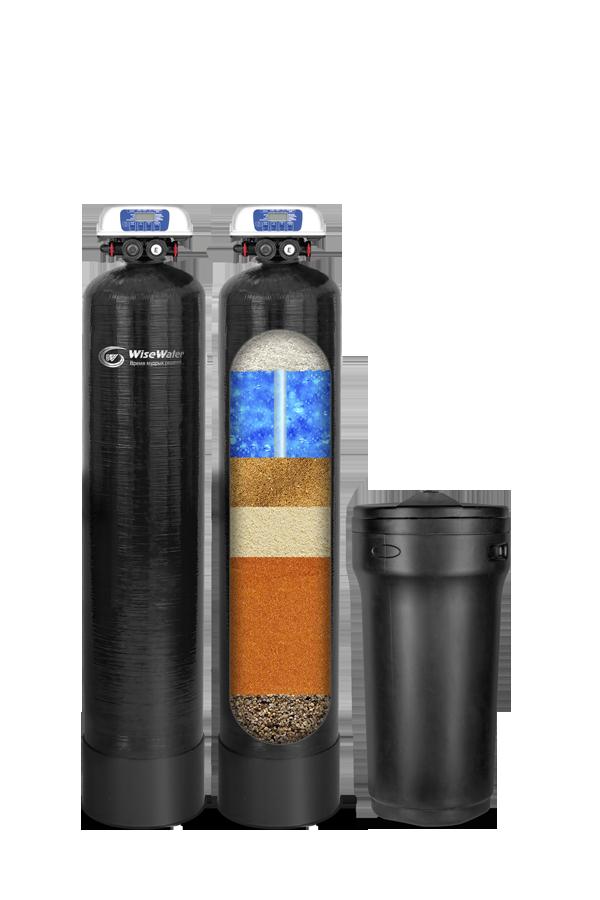 Комплексная система очистки воды Clack EcoDisk NKX